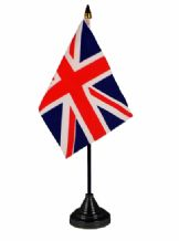 UNION JACK - TABLE FLAG